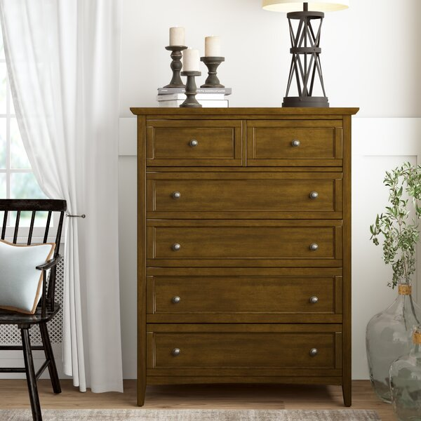Looking for Callington 5 Drawer Dresser By Birch Lane™ Heritage Today Only Sale