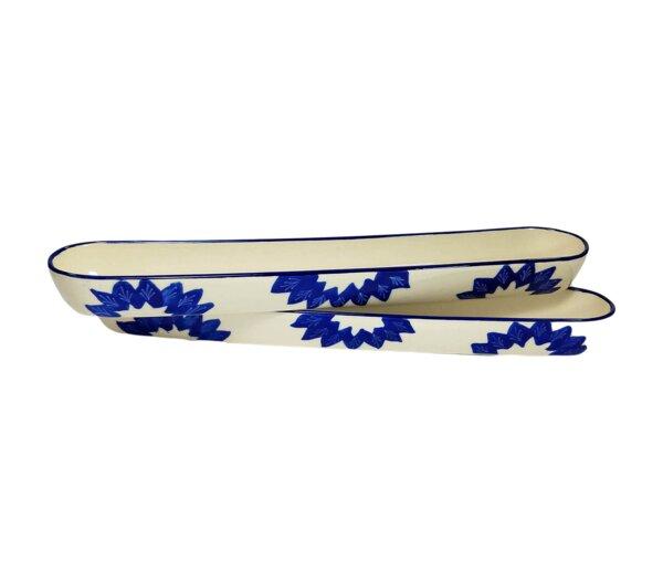 Jinane 2 Piece Gravy Boat Set (Set of 4) by Le Souk Ceramique