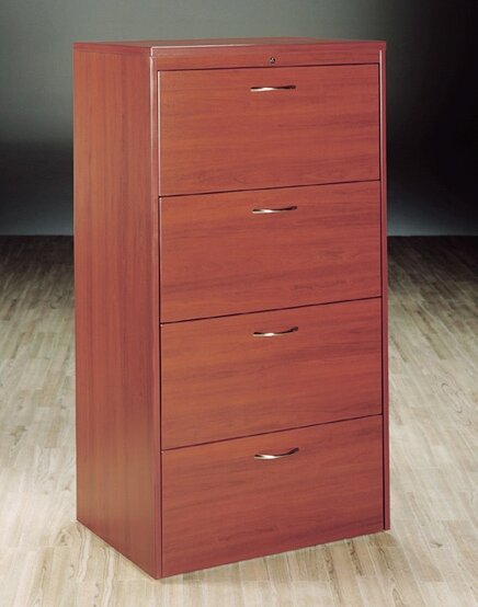 Hyperwork 4-Drawer  File by High Point Furniture