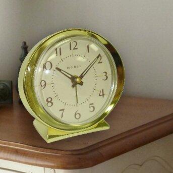 Quartz Alarm Clock by Wade Logan