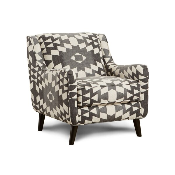 Ohatchee Hightline Armchair by Wrought Studio
