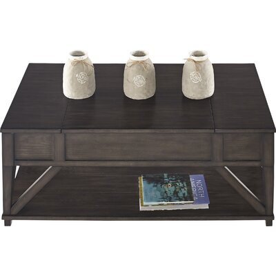 Black Lift Top Coffee Tables You Ll Love In 2019 Wayfair