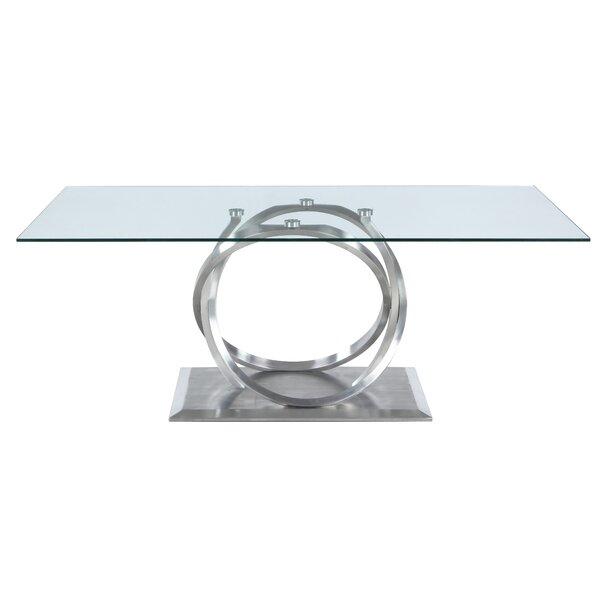 Farah Dining Table by Orren Ellis