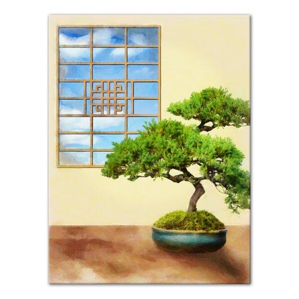 Bonsai Tree Wall Art Wayfair