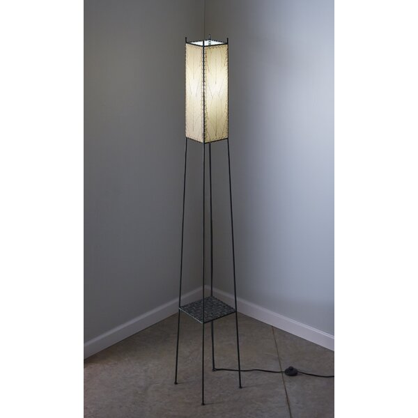 Square Shelf 72 Table Lamp by Eangee Home Design