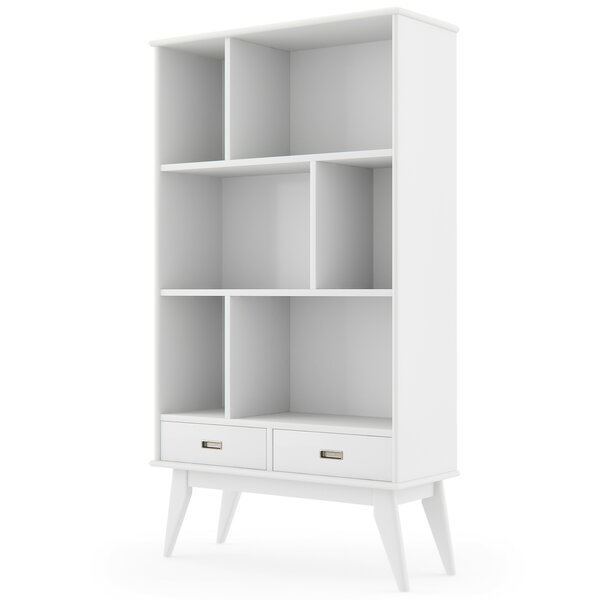 Halvorson Standard Bookcase By George Oliver