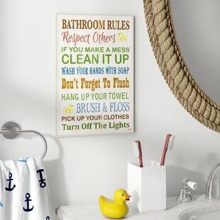 Rubber Ducky Bathroom Decor Wayfair