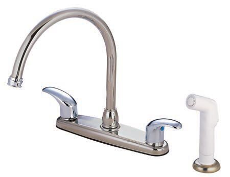 Daytona Centerset Bathroom Faucet by Elements of Design