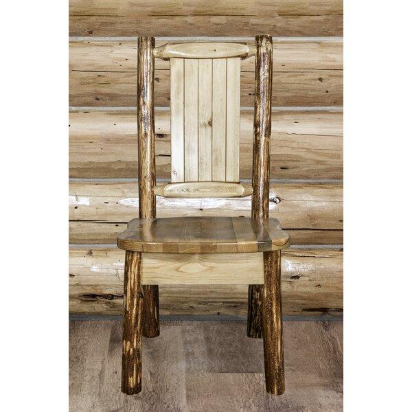Tustin Wooden Side Chair by Loon Peak