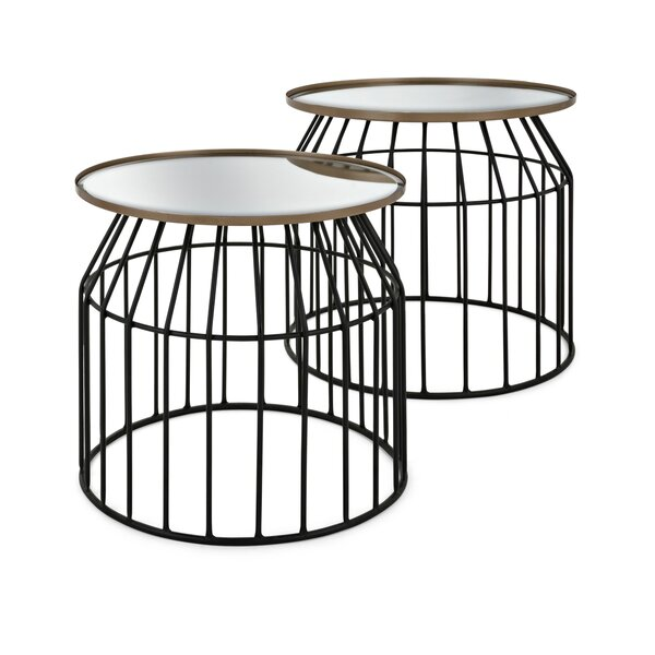 Roseann End Table (Set of 2) by Williston Forge