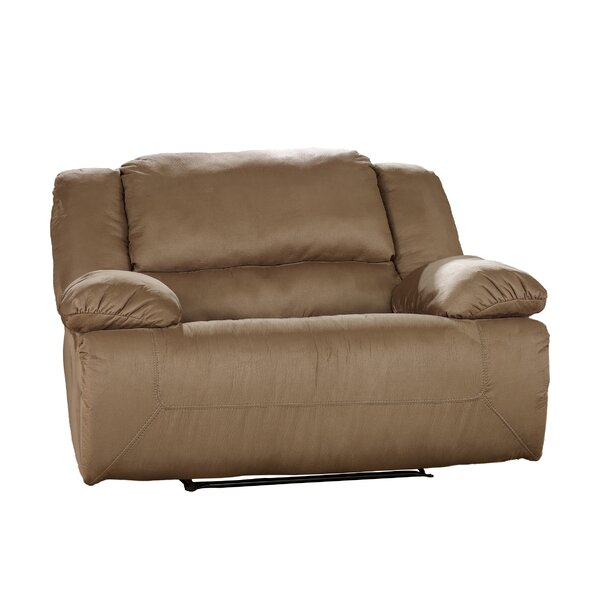 Jimenes Manual Wall Hugger Recliner by Darby Home