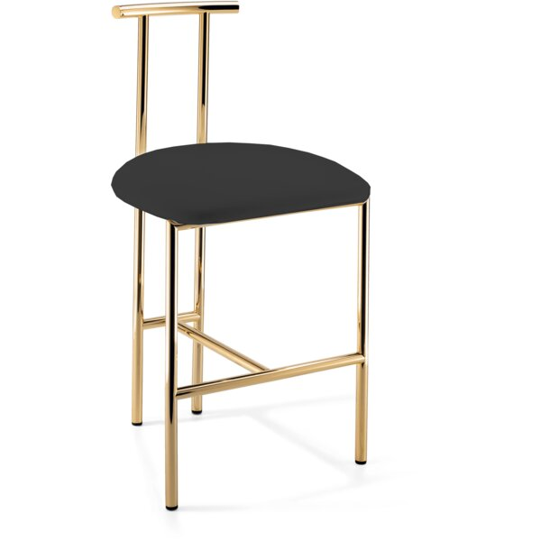 Lanclos Vanity Stool By Everly Quinn