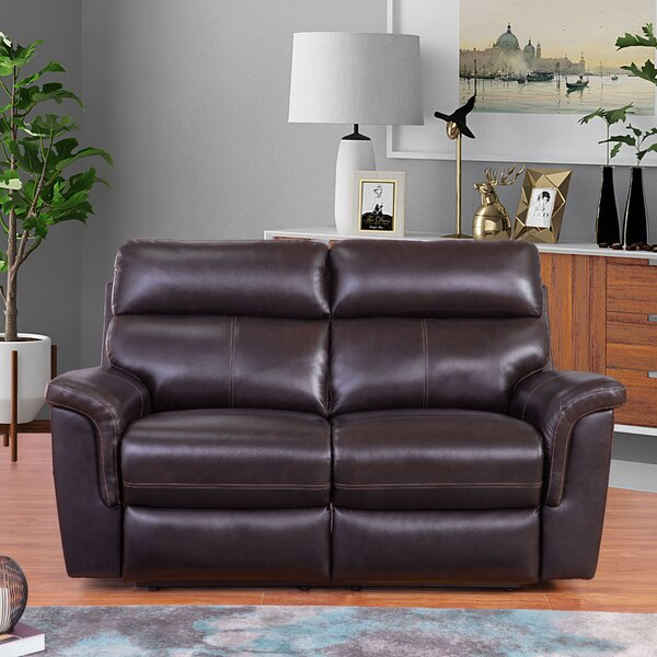 Buy Online Discount Paden Reclining Loveseat by Red Barrel Studio by Red Barrel Studio