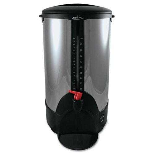 Coffee Pro 100-Cup Percolating Urn by Original Gourmet Food Co.