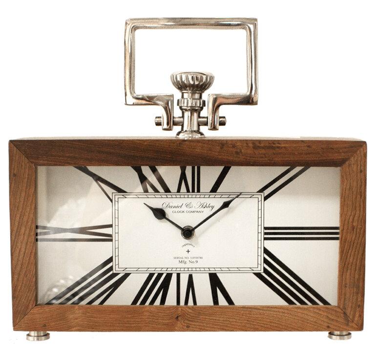Laurel Foundry Idaho Falls Tabletop Clock | Wayfair.co.uk