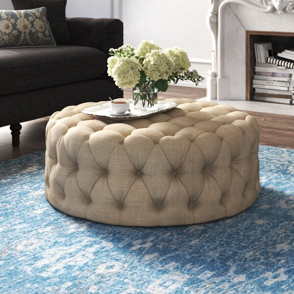 Kelly Clarkson Home Round Coffee Tables