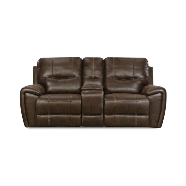 Latest Style Heinen Reclining Loveseat by Alcott Hill by Alcott Hill