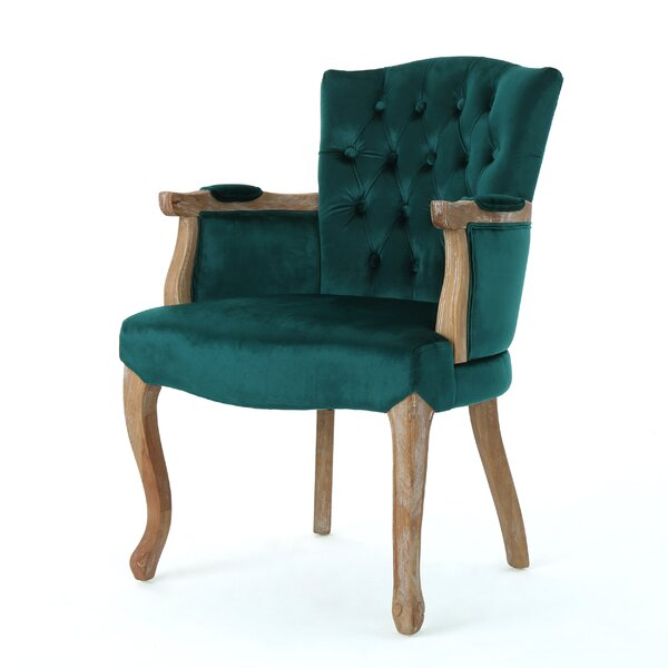 Prendergast Upholstered Dining Chair by One Allium Way