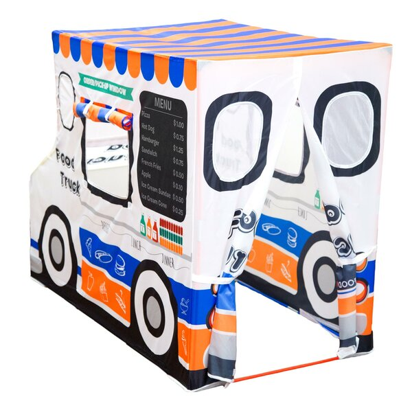 Food Truck Play Tent with Carrying Bag by Pacific Play Tents