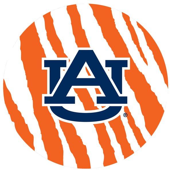 Auburn University Stripes Collegiate Coaster (Set of 4) by Thirstystone