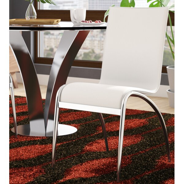 Arroyo Upholstered Dining Chair (Set of 2) by Wade Logan