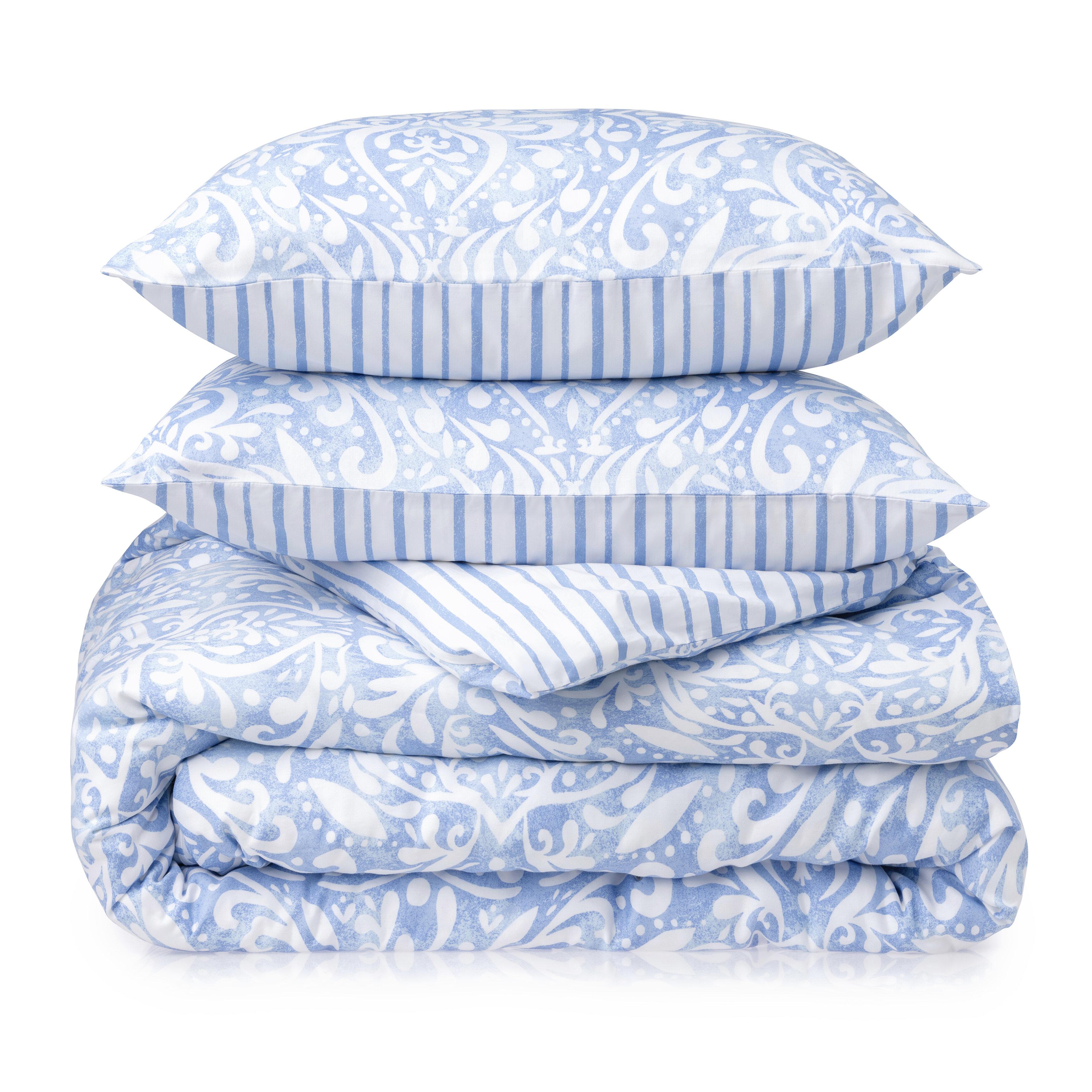 Queen, Ivory White Martha Stewart Easy Care Soft Fleece Blanket