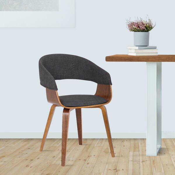 Maldonado Upholstered Dining Chair by Wrought Studio