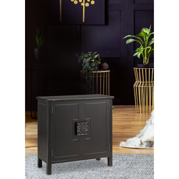 Antes Nightstand Cabinet by Bloomsbury Market