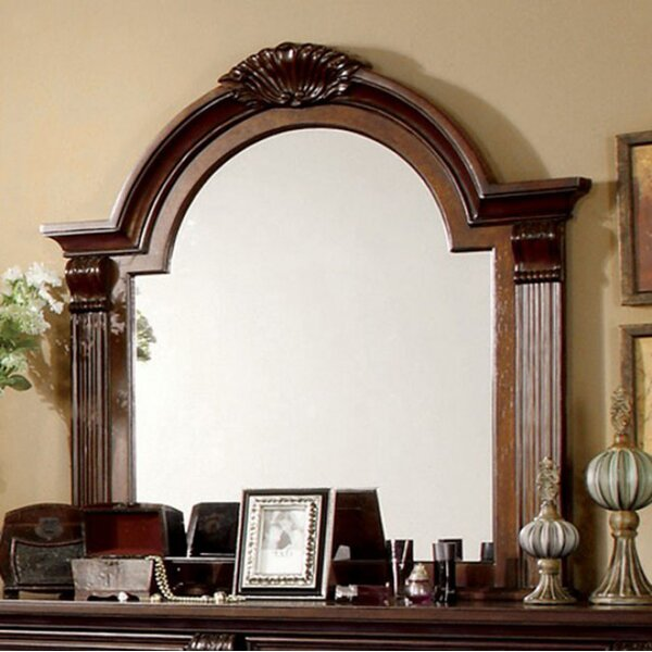 Creevery Luxurious Accent Mirror by Astoria Grand