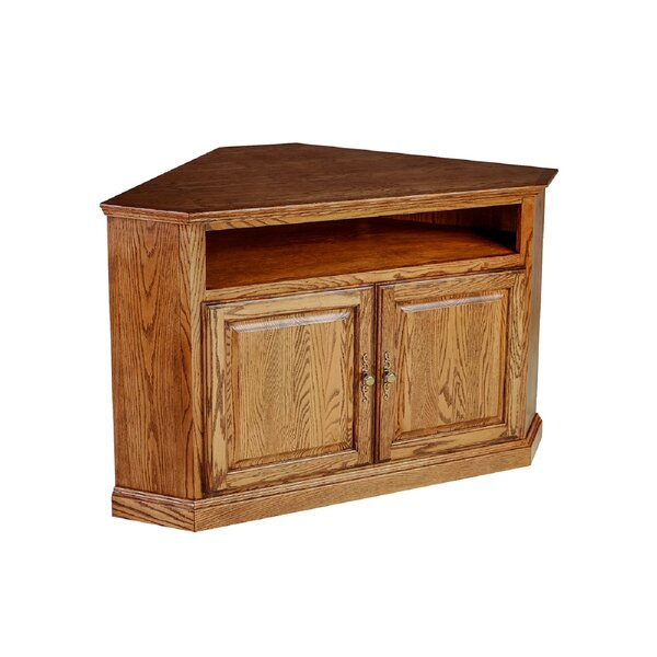 Loyd Corner Unit TV Stand For TVs Up To 58