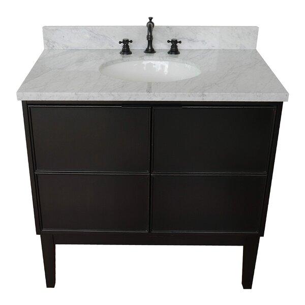 Equipoise 37 Single Bathroom Vanity Set by Gracie Oaks