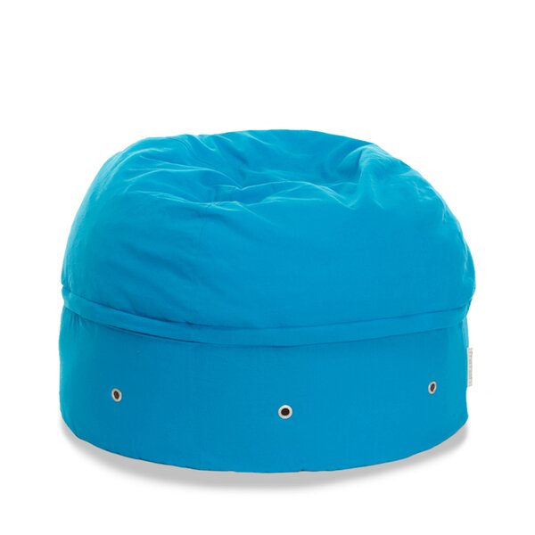 Loizzo Cotton Original Beanbag by Ebern Designs