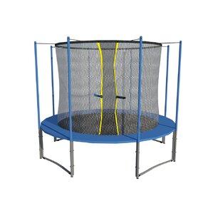 12u0027 trampoline with inner enclosure net