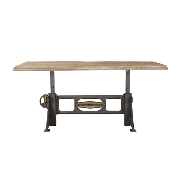 Watt Solid Wood Dining Table by Williston Forge