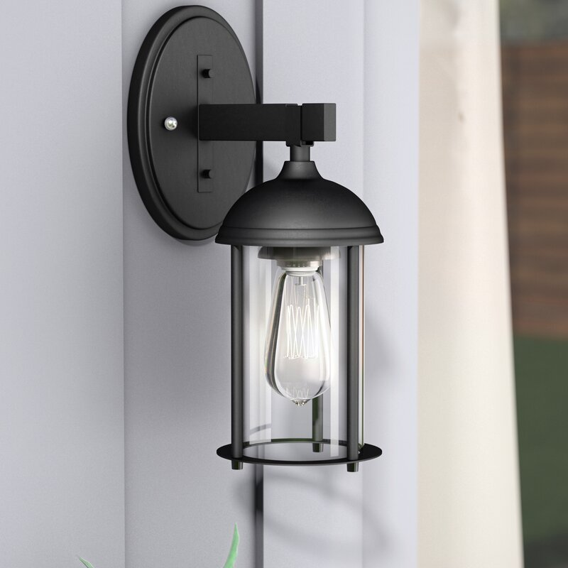 Trent Austin Design Marshall 1 Light Outdoor Wall Lantern