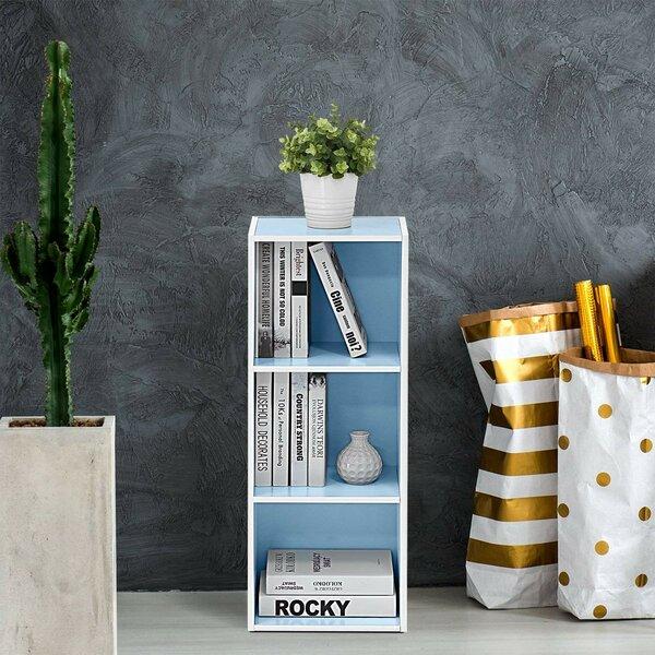 Chayan Standard Bookcase by Latitude Run Latitude Run