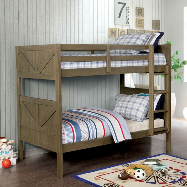 Liadan Twin over Twin Standard Bed by Harriet Bee