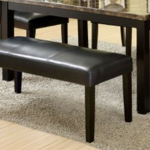 Traxler Upholstered Bench by Winston Porter