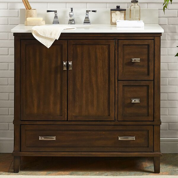 Ka 36 Single Bathroom Vanity Set by Red Barrel Stu