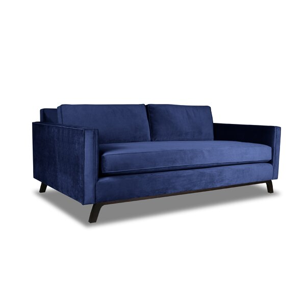 Marceau Plush Deep Sofa by Orren Ellis