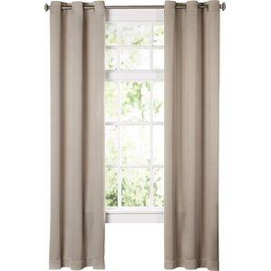 gray and silver u0026 yellow u0026 gold curtains u0026 drapes youu0027ll love wayfair