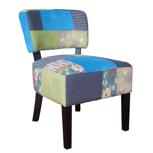 Rockefeller Slipper Chair by Ebern Designs Ebern Designs