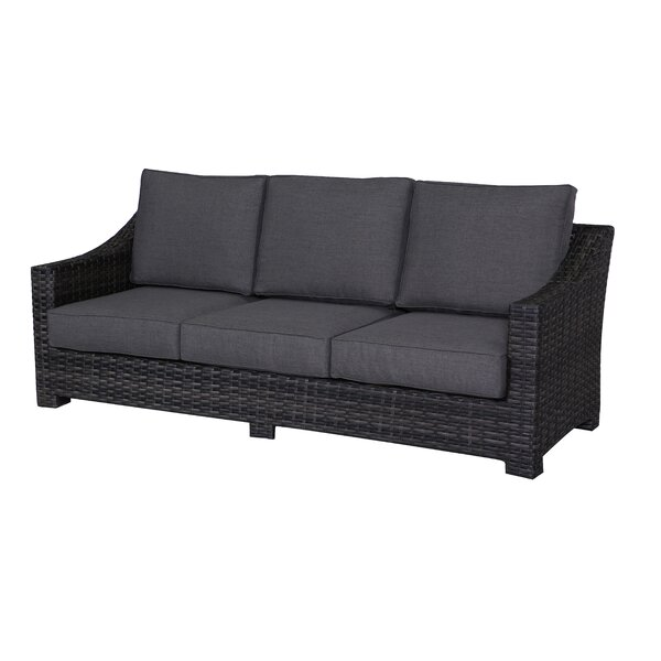 Donley Sofa with Cushion by Brayden Studio