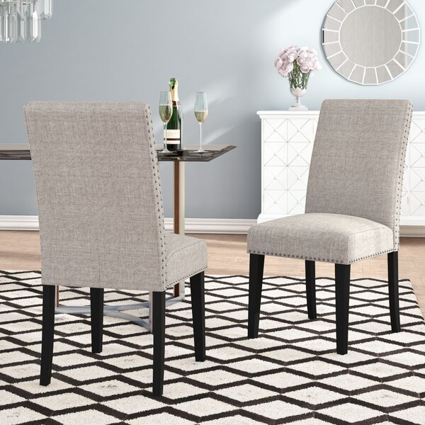 Charlaine Parsons Upholstered Dining Chair (Set Of 2) By Willa Arlo Interiors