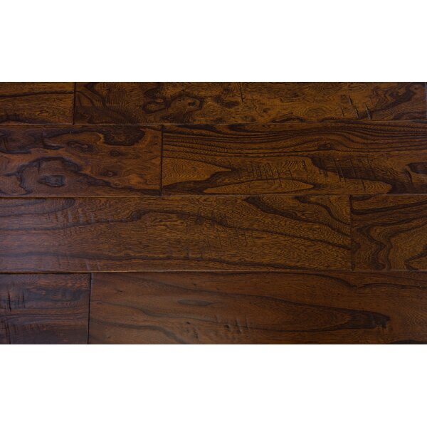 Hanover 5 Engineered Hickory Hardwood Flooring in Goji by Branton Flooring Collection