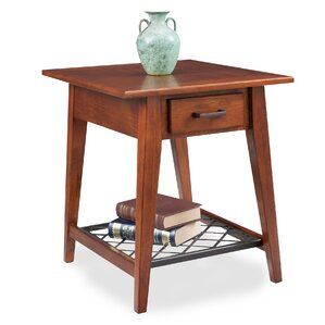 Isa End Table by Laurel Foundry Modern Farmhouse