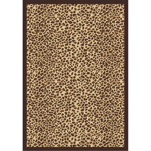 Animal print Area Rug by The Conestoga Trading Co.