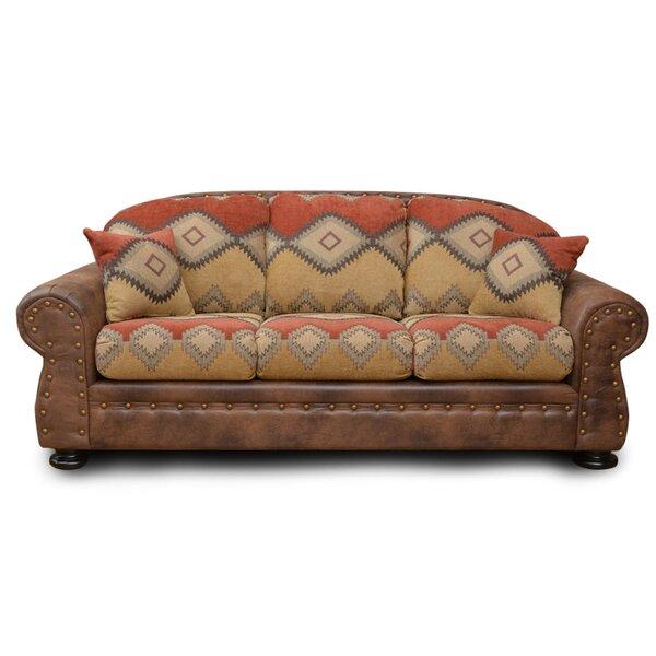 Bueno Sofa Bed by Loon Peak Loon Peak