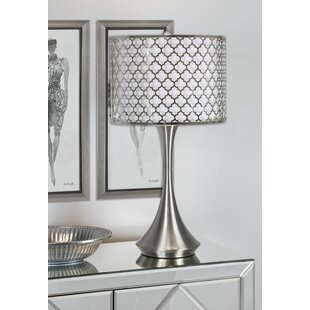 Price Check Mcelrath 24 Table Lamp By House of Hampton