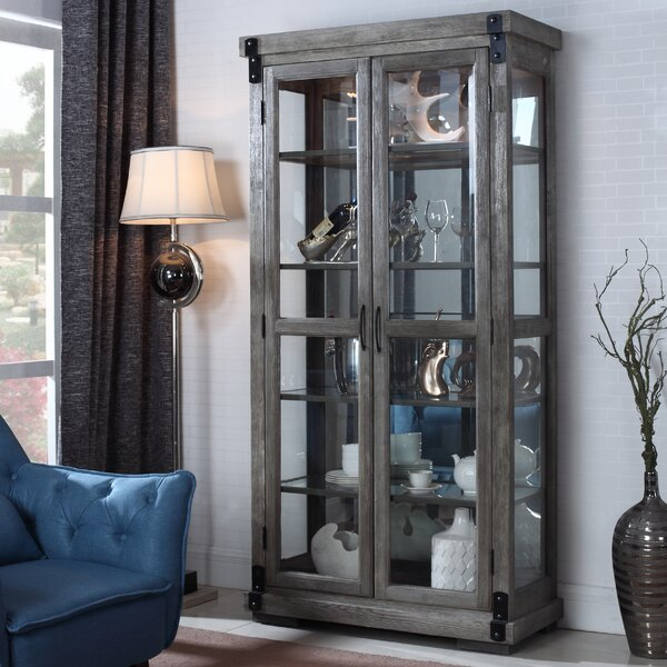Stafford 2 Door Accent Cabinet by 17 Stories